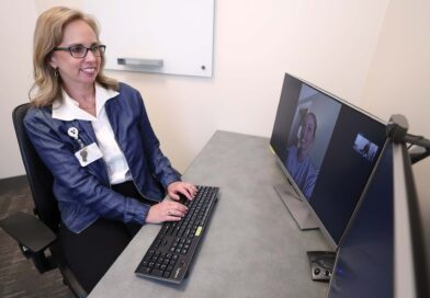 Gift supports new telemedicine space